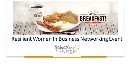 Abbotsford - Resilient Women In Business Networking event (In person) tickets