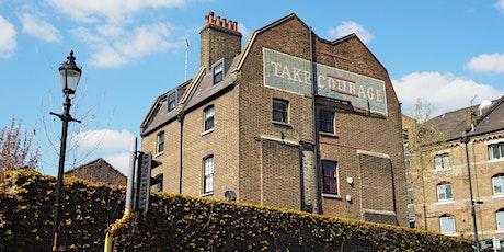 Southwark's Saucy Secrets - London Walking Tour tickets