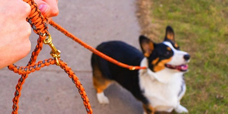 Paracord Dog Leash Workshop at Nature of the North tickets
