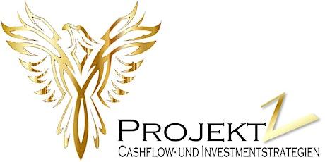 Ist das Vermögen noch sicher? Cashflow- und Investmentstrategie Tickets