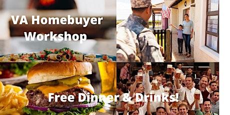 Glendale - VA Homebuying Dinner/Workshop By Veterans for Veterans! tickets
