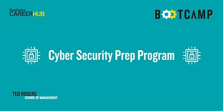 Cyber Security Prep Program: Day 3 tickets