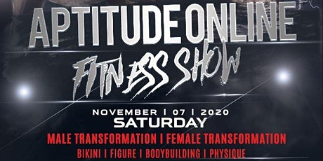 Aptitude Online Fitness Show tickets
