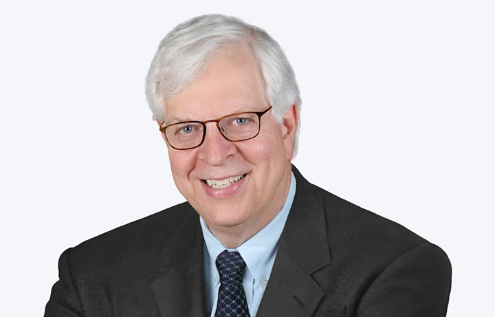An Evening with Dennis Prager- Virtual 2020 Annual Dinner image