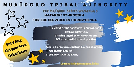 Matariki  Symposium tickets