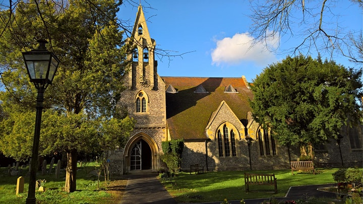 St John's Church, Woodley Services image