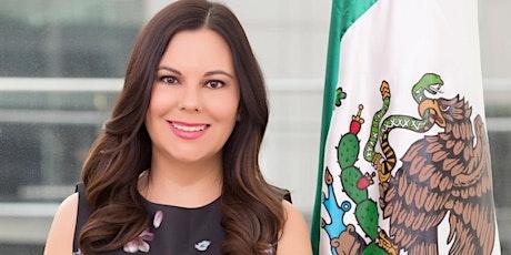 #DiálogosXMéxico Laura Rojas, Presidenta de la Camara de Diputados entradas