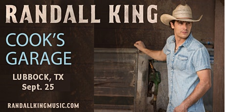 Randall King wIth Cody Hibbard and Triston Marez tickets