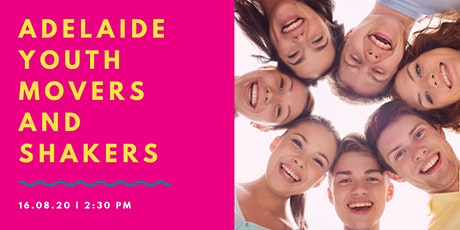 Adelaide Youth Movers and Shakers Catchup tickets