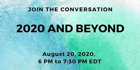 2020 & Beyond ; Future of Artists tickets