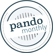 PandoMonthly logo