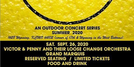 GRAND MARQUIS  / VICTOR & PENNY AND THEIR LOOSE CHANGE ORCHESTRA tickets