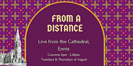 From  A Distance - Live at the Cathedral tickets