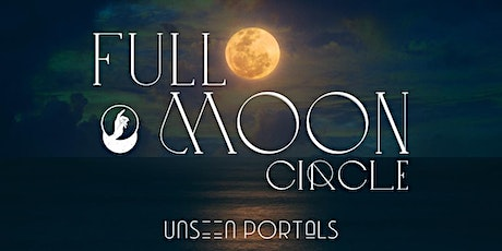 Virtual Full Moon and Tarot Circle  -  August 3, 20 tickets