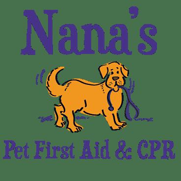 Nana's Pet First Aid & CPR logo