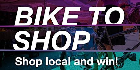 Bike to Shop tickets