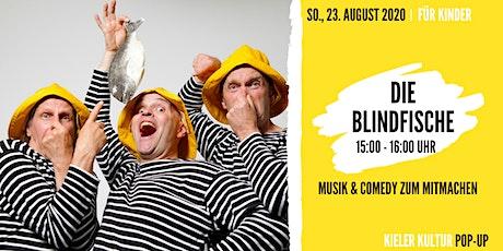 Die Blindfische // Kinderprogramm Tickets