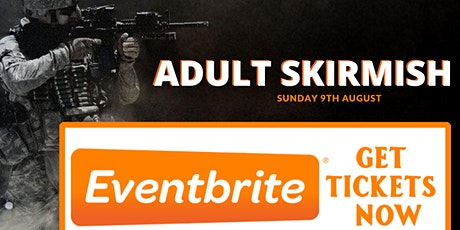 Adult Skirmish (Indoor Extreme Activities) tickets