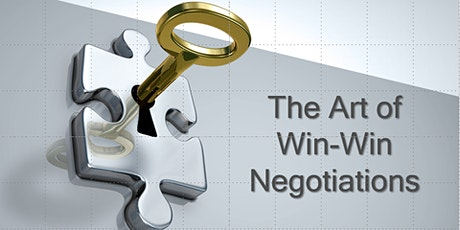 The Art of Win-Win Negotiations tickets