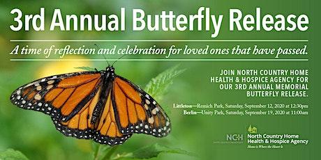 LITTLETON - 3rd Annual Butterfly Release {9.12.20} tickets
