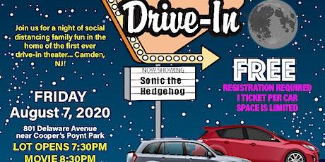 Camden Drive-in Movie tickets