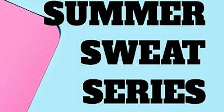 Free Summer Sweat Series Hip Hop Zumba by Studio C tickets