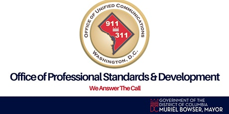 Disaster Operations and the Communications Center tickets