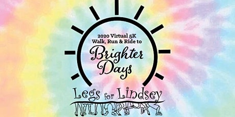 Legs For Lindsey 5K - Virtual Run, Walk or Ride tickets