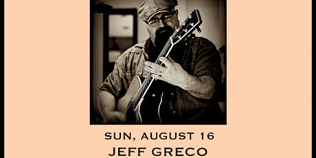 Jeff Greco - Tailgate Takeout Series tickets