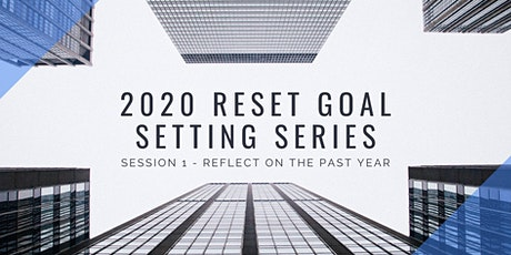 Goal Setting 2020 Reset Series - Developing Your Performance Guide tickets