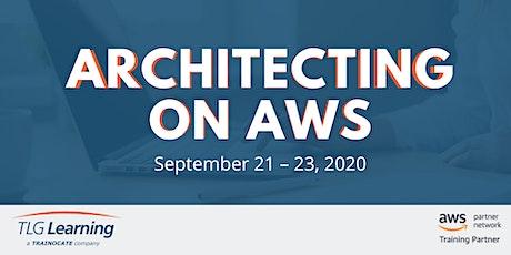Raytheon – Architecting on AWS tickets
