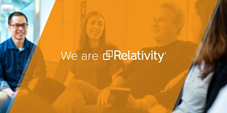 October Fireside Chat with Relativity biglietti