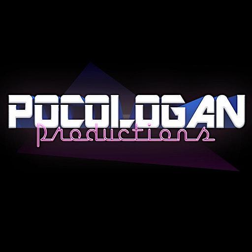 Pocologan Productions logo