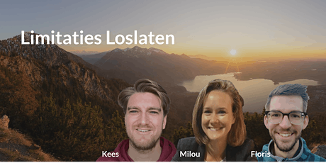 "Training ""Limitaties Loslaten"" tickets"