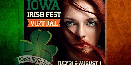 Online Fundraiser for the Iowa Irish Fest tickets