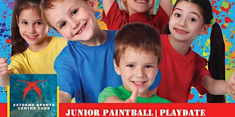 Junior Paintball Play Dates tickets
