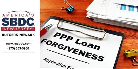 Preparing For PPP Loan Forgiveness Webinar / RNSBDC tickets