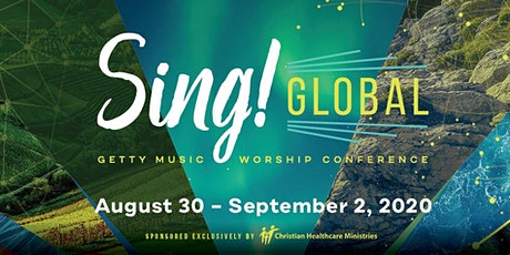 Sing! Global 2020 ONLINE: The Scriptures tickets