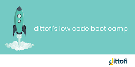 dittofi low code boot camp tickets