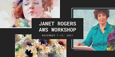 Janet Rogers AWS Workshop tickets