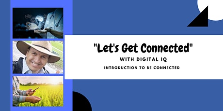 Lets Get Connected - Introducing Be Connected tickets