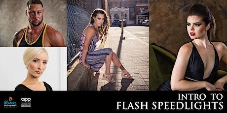 Intro to Flash Speedlights (September 2020) tickets