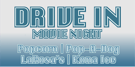 Drive in Movie Showing 3 tickets