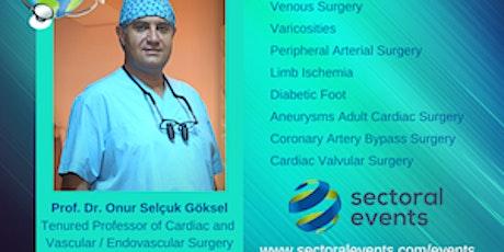 Health Talks - Cardiac and Vascular / Endovascular Surgery tickets