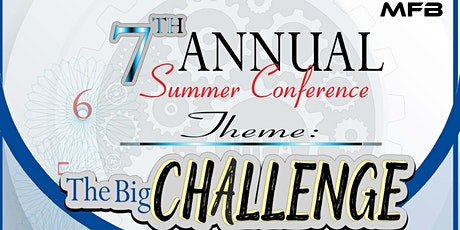 7th Annual Summer Conference tickets