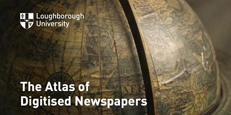 Exploring the Atlas of Digitised Newspapers tickets