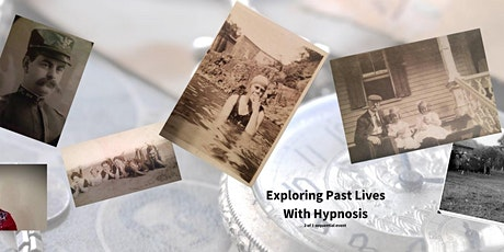 Exploring Past Lives with Hypnosis tickets