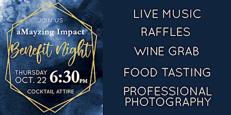 aMayzing Impact Benefit Night tickets