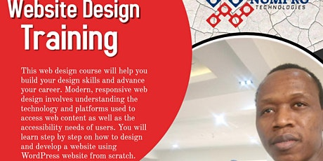 Website Design Training tickets