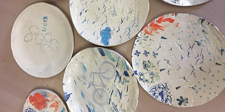 Friday afternoon pottery with Lizzy McCaughan tickets